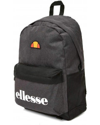 Ellesse Rucksack Regent II Backpack Bag Black Charcoal | Jean Scene