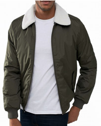 Threadbare Men's Casual Jacket Khaki | Jean Scene