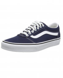Vans Men's Ward Canvas Shoes Dress Blue | Jean Scene