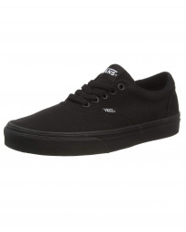 Vans Men's Doheny Canvas Shoes Black | Jean Scene