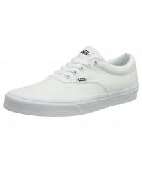 Vans Men's Doheny Canvas Shoes Triple White | Jean Scene