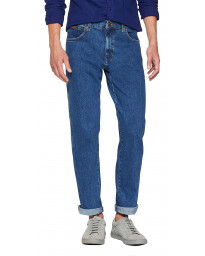 Wrangler Texas Stretch Denim Jeans Mid Rocks | Jean Scene
