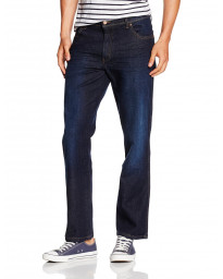 Wrangler Texas Stretch Denim Jeans Thinkerbell | Men's Wrangler Jeans | Jean Scene