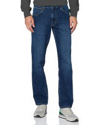 Wrangler Arizona Stretch Denim Jeans Blue Universe | Jean Scene