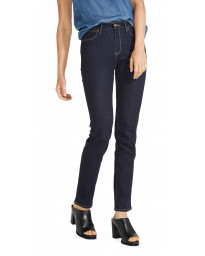 Wrangler High Slim Women's Slim Stretch Jeans Rinsewash | Jean Scene