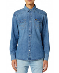 Wrangler Denim Men's Shirts 2 Year | Jean Scene
