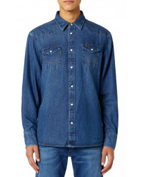 Wrangler Denim Men's Shirts 1 Year | Jean Scene