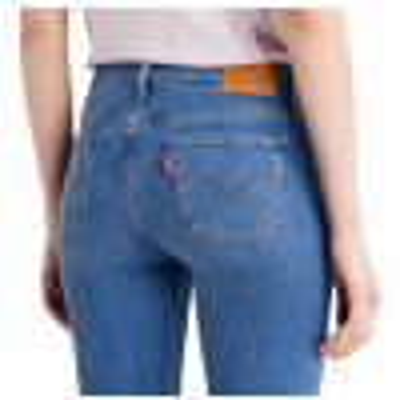 Levis 712 Women's Slim Stretch Jeans Rio Love | Jean Scene