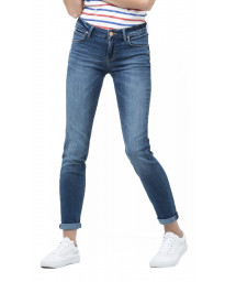 Lee Scarlett Women's Skinny Stretch Jeans Midtown Blues | Jean Scene