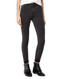 Lee Scarlett Women's Skinny Stretch Jeans High Black | Jean Scene