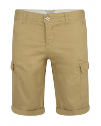 Lee Cooper Casual Mallon Cargo Bermuda Shorts Corn Stalk | Jean Scene