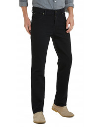 Wrangler Durable Stretch Denim Jeans Black | Men's Wrangler Jeans | Jean Scene