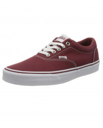 Vans Men's Doheny Canvas Shoes Oxblood | Jean Scene