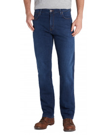 Wrangler Jeans Texas Stretch Denim Classic Blues