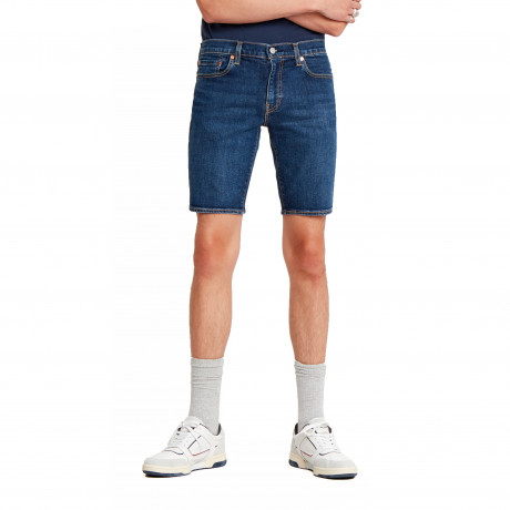 Levi's 511 Hemmed Denim Shorts Dark Blue Rye Short | Jean Scene