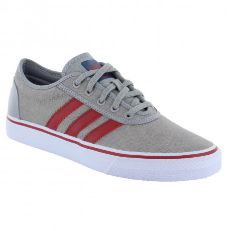 adidas Adi Ease Canvas Trainers Grey Image