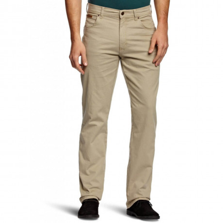 Wrangler Ohio Jeans Light Fabric Camel Image