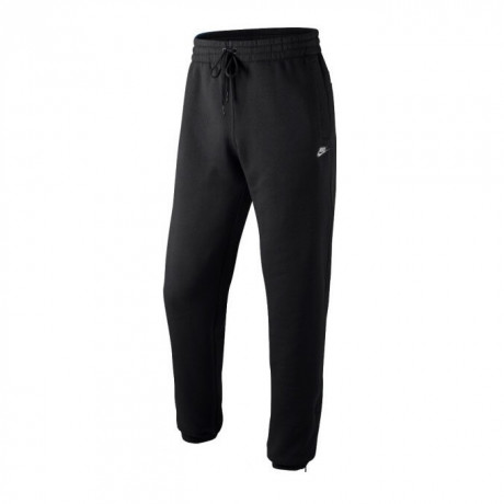 Nike Fleece Tracksuit Bottom Black Image