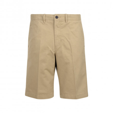 Farah Casual Tailored Chino Shorts Beige Image
