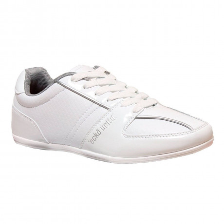 Ecko Low Tarley Sneaker Trainers White Image