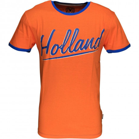 Soul Star Holland Signature T-shirt Orange Image