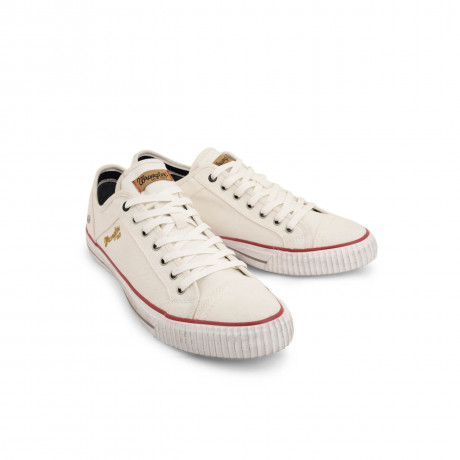 Wrangler Starry Lo Trainers White Image