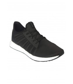 Jack & Jones Men's Mesh Casual Trainers Trainers Anthracite | Jean Scene