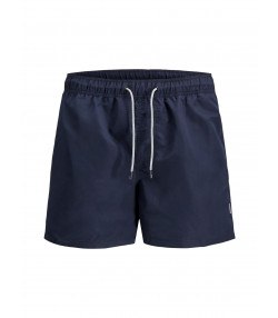 Jack & Jones Mens Mens Aruba Swim Shorts Navy Blazer | Jean Scene