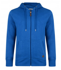 Smith & Jones Kent Full Zip Hoodie Le Mans Blue