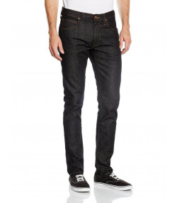 Lee Luke Slim Tapered Fit Denim Jeans Blue Cause