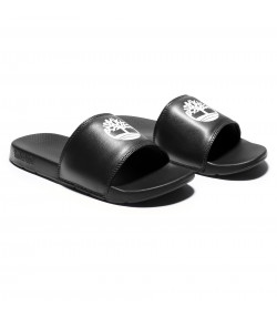 Timberland Men's Playa Slip On Sliders Sliders Black | Jean Scene