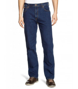 Wrangler Texas Stretch Jeans Darktone Image
