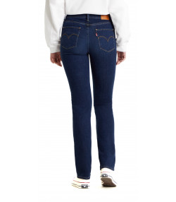 Levis 724 Women's High Rise Straight Stretch Jeans Bogota Calm | Jean Scene