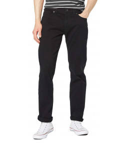 Lee Extreme Motion Stretch Chino Jeans Black | Jean Scene