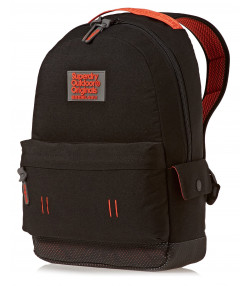 Superdry Webster Montana Backpack Bag Dark Marl | Jean Scene
