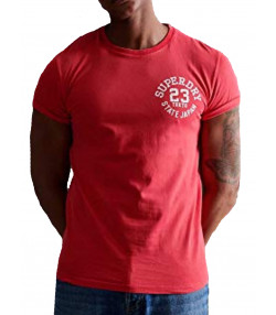 Superdry Superstate Men's T-Shirt Grapefruit | Jean Scene