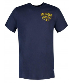 Superdry Superstate Men's T-Shirt Lauren Navy | Jean Scene