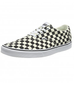 Vans Men's Doheny Checkerboard Shoes CheckerClcWhite | Jean Scene