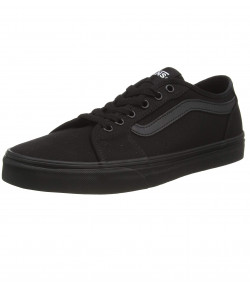 Vans Men's Filmore Decon Shoes Black | Jean Scene