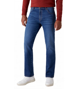 Wrangler Texas Stretch Denim Jeans Frost Bite | Jean Scene