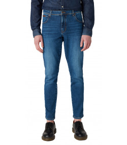 Wrangler Texas Slim Stretch Denim Jeans Game On | Jean Scene