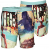 Soul Star Swim Beach Shorts Hot Girl Surf Board Print