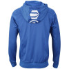 Crosshatch Men's Stanhope Hooded Track Jacket Imperial Blue